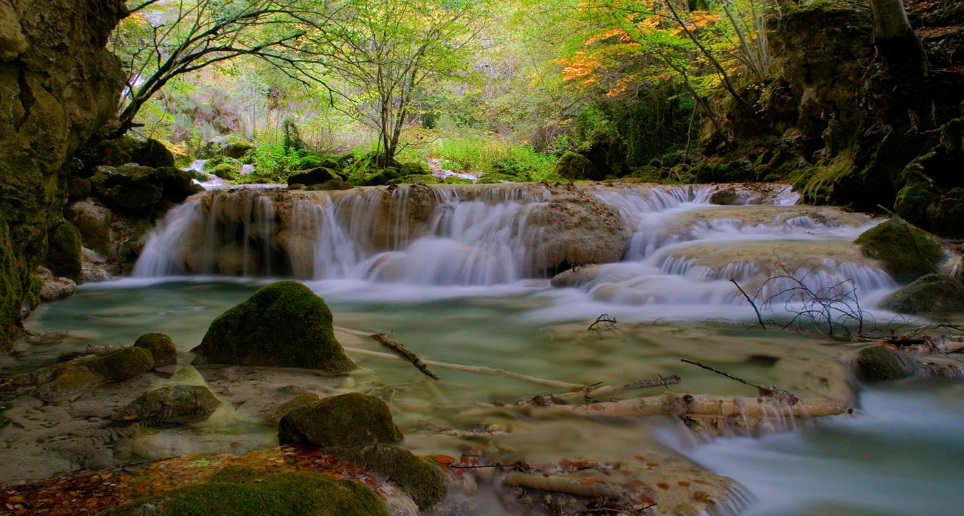<strong>Aguas  Cristalinas</strong> Disfruta del espectáculo de sus aguas transparentes